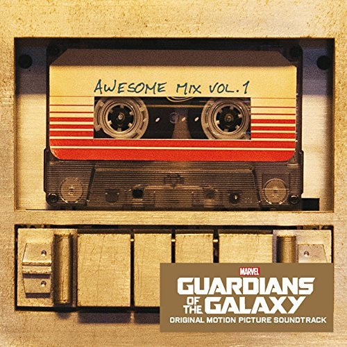 Guardians of the Galaxy by Various Artists (2014-08-03)