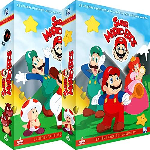 Coffret intégrale Super Mario Bros