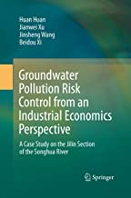 Groundwater Pollution Risk Control from an Industrial Economics Perspective: A Case Study on the Jilin Section of the Songhua River