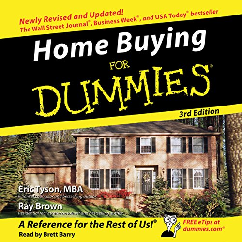 Home Buying for Dummies, Third Edition audiobook cover art