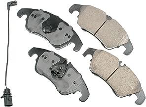 Akebono EURO Ultra-Premium Ceramic Disc Brake Pads (EUR1322A)