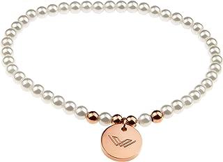 Victoria Walls Women's Pearl Bracelet - VB1070R