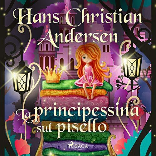 La principessina sul pisello copertina
