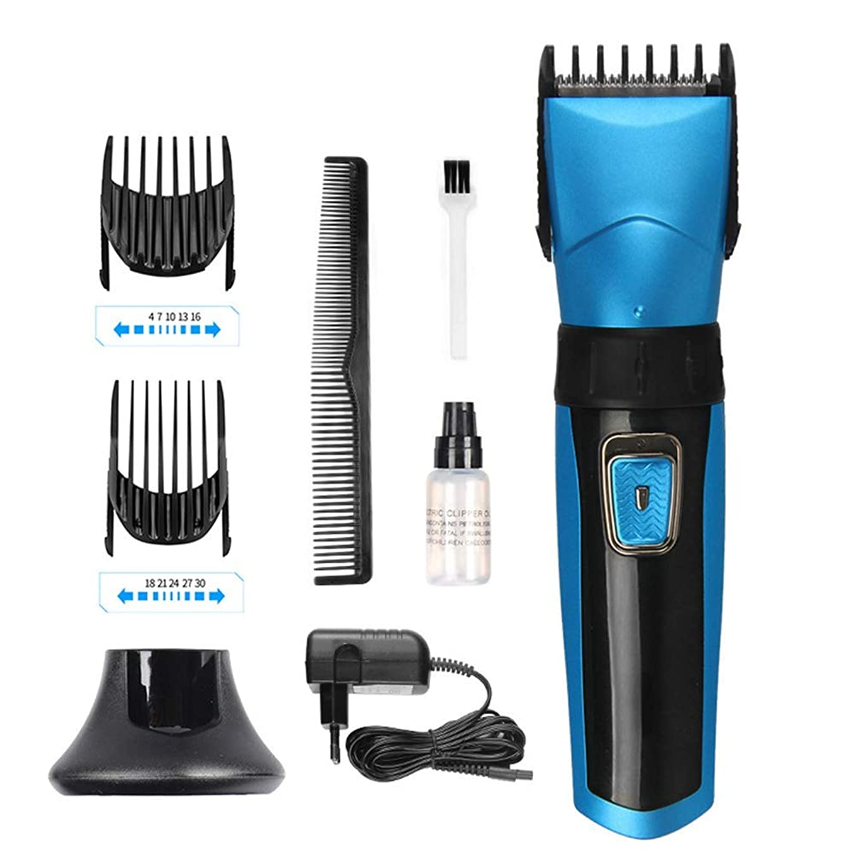 抽選封建統計的バリカン男性プロのヘアトリマー、コードレスヘアートリマー防水Usb充電式、家庭用かみそり