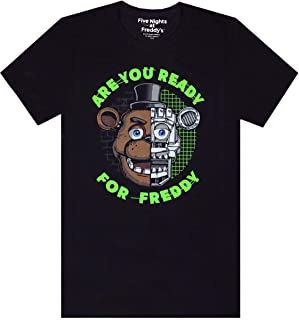 Five Nights At Freddy's Boy's T-Shirt