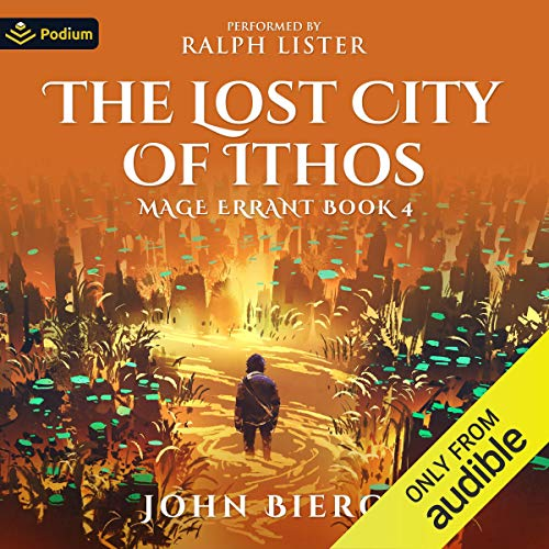 The Lost City of Ithos cover art
