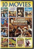 Classic Westerns: 10 Movie Collection [DVD] [Import]