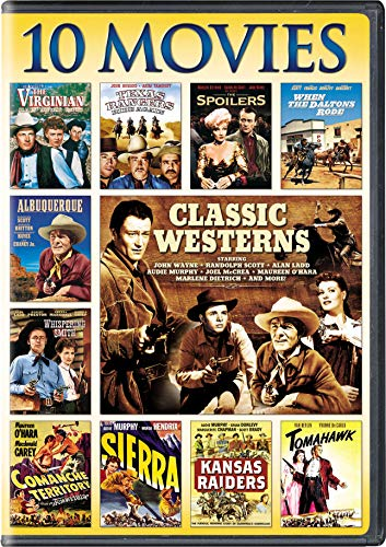Classic Westerns,...