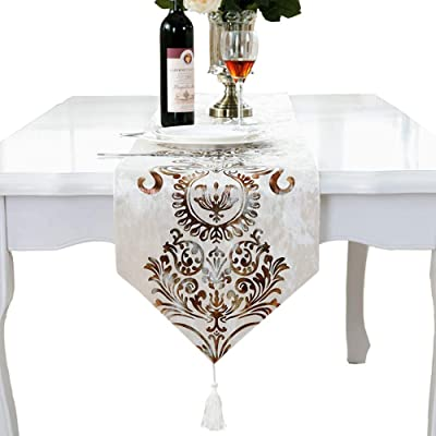 Kess InHouse Amanda Lane Sequoyah Diamonds Table Runner