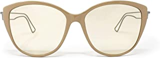 Luxury Fashion | Balenciaga Womens BB0057SK003 Beige Sunglasses | Fall Winter 19