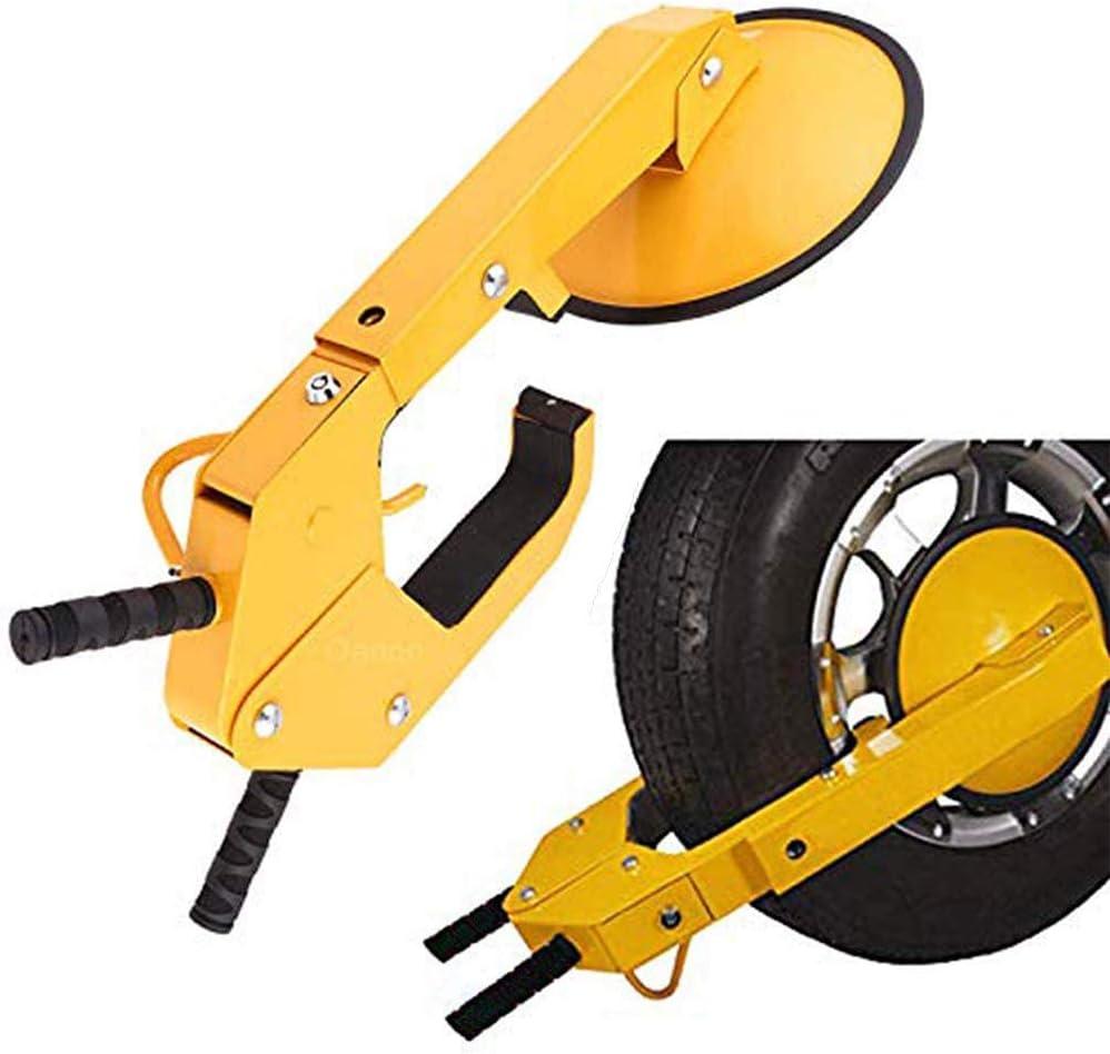 Oanon车轮锁钳启动轮胎爪