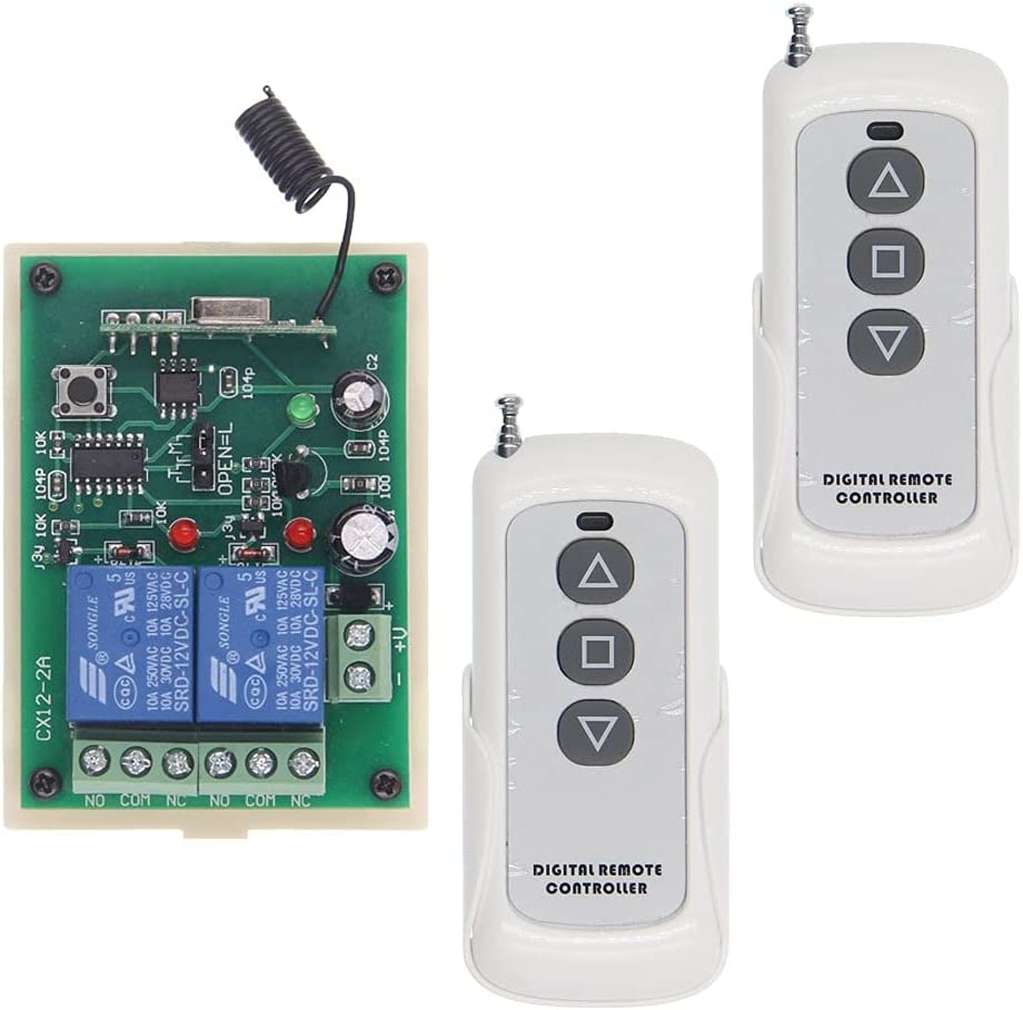 DC 12V Latest item 24V Remote Beauty products Control Reversing Controller Switch Motor Outp