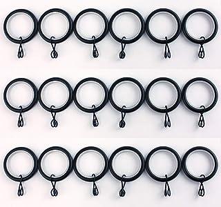 Curtain Pole Rings X 18