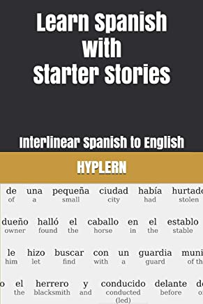 Amazon com: hyplern interlinear spanish kees van den end: Books