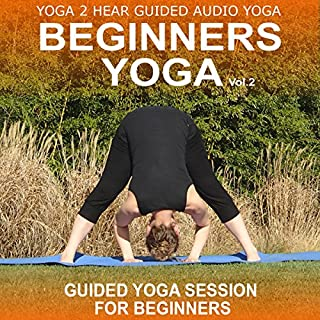 Beginners Yoga, Volume 2 cover art