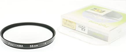 Fujiyama Black 58mm Polarizing Filter for Canon EF-S 18-55mm F4-5.6 IS STM Made in Japan