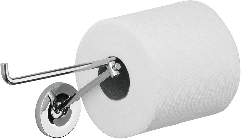 Axor 40836000 Starck Double Toilet Paper Roll Holder in Chrome