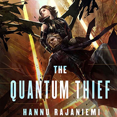 The Quantum Thief audiobook cover art