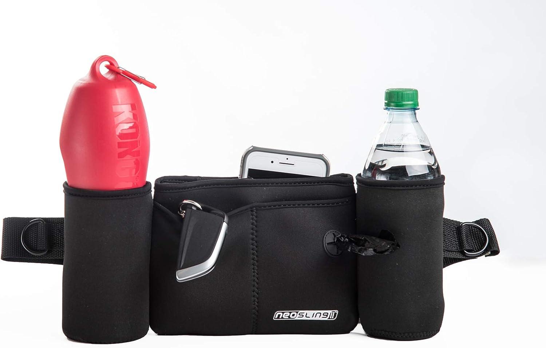 H2O4K9 Neoprene Double 2021 autumn and winter new Bottle Carrier - Waistpack Fanny Pack Wai Popularity