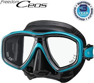 TUSA M-212 Freedom Ceos Scuba Diving Mask
