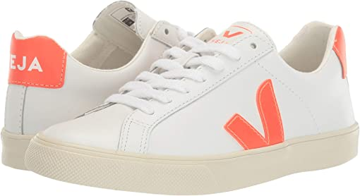 Extra White/Orange Fluo