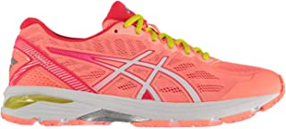 Official Brand Asics GT Xuberance Womens Running Shoes Trainers Pink/White Athleisure Sneakers