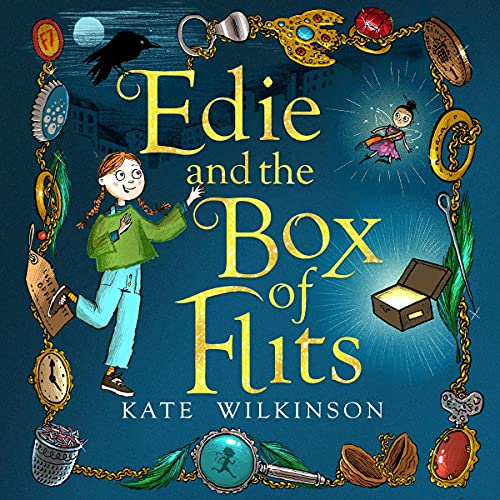 Edie and the Box of Flits cover art