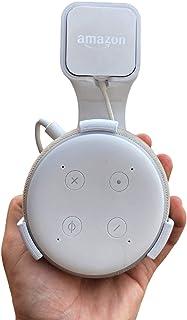 Suporte All in one de Tomada para Amazon Alexa Echo Dot 3 modelo clássico (branco)