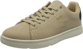 Superdry Herren Premium Vintage Tennis Trainer Sneaker