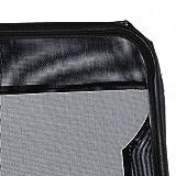 Nexos Gartenliege 2er Set Bäderliege 160 x 48,5 x 100 cm Textilene blau 5kg - 6