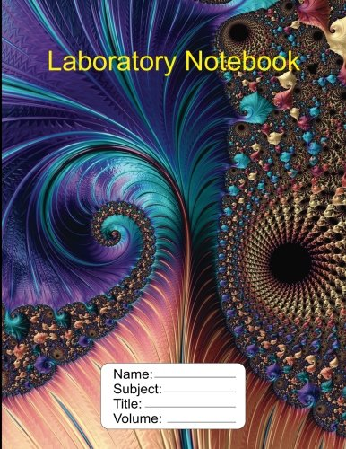 Laboratory  Notebook: Inventor's Journal and Engineering Notebook 8.5'x11' 100 Pages Intellectual Property Edition