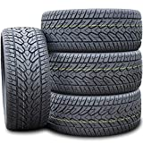 Set of 4 (FOUR) Fullway HS266 All-Season Performance Radial Tires-305/30R26 305/30/26 305/30-26 109V Load Range XL 4-Ply BSW Black Side Wall