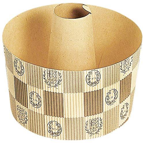 貝印 KAI 紙製 シフォンケーキ型 プレゼントに便利 Kai House Select DL-6137