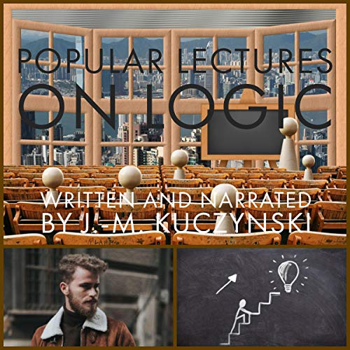 Popular Lectures on Logic audiobook cover art