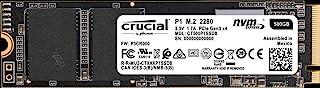 Crucial CT500P1SSD8 P1 500GB 3D NAND NVM PCIe M.2 SSD