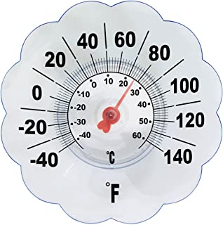 Fox Valley Traders Window Thermometer