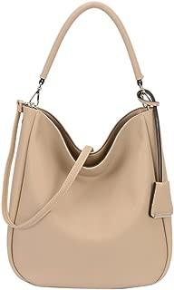 DAVIDJONES Women Hobos Leather Top-handle Bag