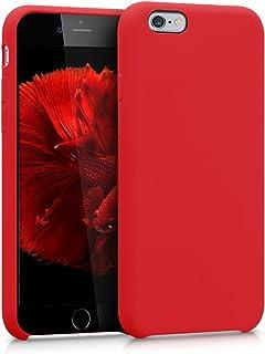 179ac1b0c08 kwmobile Funda compatible con Apple iPhone 6 / 6S - Carcasa de [TPU] para