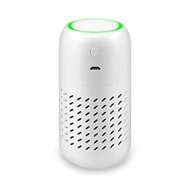 BRABURG Portable Air Purifier for Small Room, Model Q9 Compact Air Purifier with HEPA Filter for Car, Allergies, Smoke, Pollen, Pets