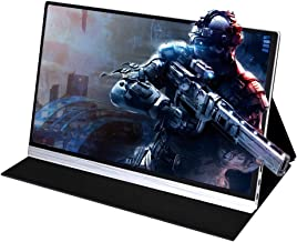$249 » DkLGG Gaming Display Portable, 15.6 Inch Portable Display 3K HD Led Computer Screen, Ultra-Thin 6mm, with Type-C Dual Mini HDMI, for Laptop PC MAC Phone PS4