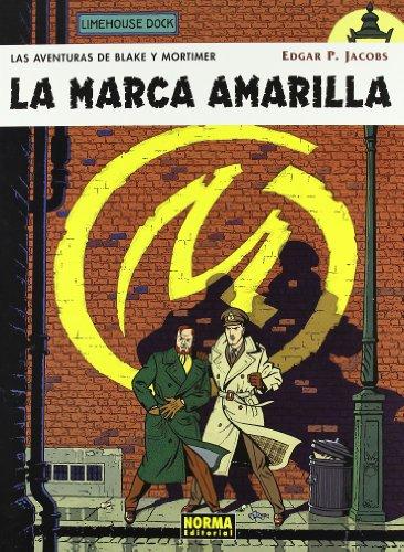 BLAKE&MORTIMER 3 MARCA AMARILLA