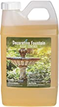Fountain Algaecide and Clarifier, Formulated for Small Ponds, Water Features, 64oz