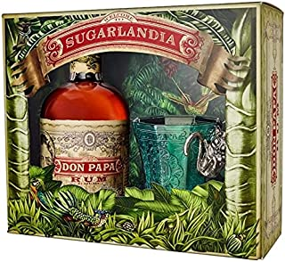 Rum 7 ans Limited Edition Art Canister Don Papa 'TIMELESS LANDSCAPE' 70CL