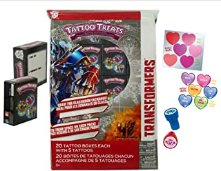Best bumble bee tattoo transformers Reviews