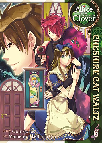 Alice in the Country of Clover Cheshire Cat Waltz 6