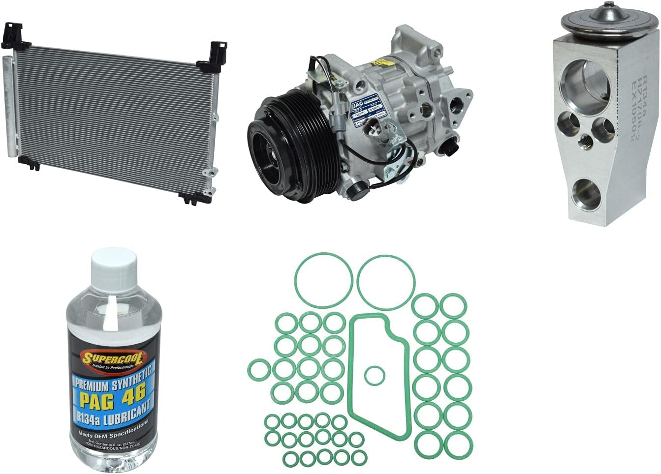 New 5 ☆ popular A C Compressor and for GS350 Recommended Kit Component RC350