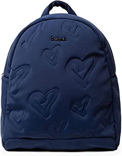 Luxury Fashion | Desigual Womens 19WAKA09BLUE Blue Backpack | Fall Winter 19