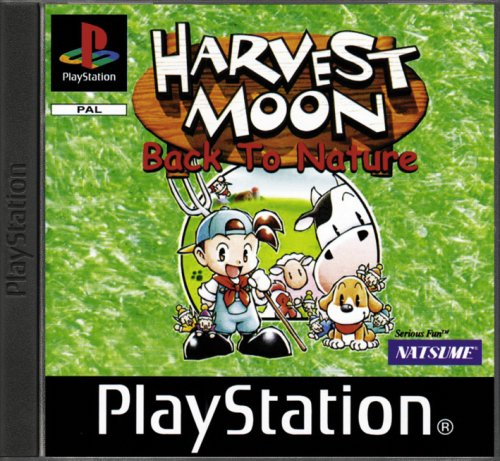 Harvest Moon: Back to Nature (Software Pyramide)