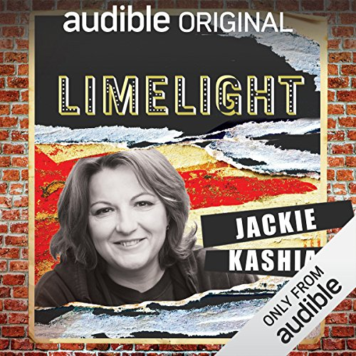 Ep. 15: Digging A Hole With Jackie Kashian (Limelight) audiobook cover art