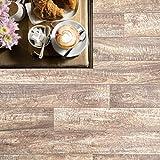 Pavimento in pvc effetto legno Altezza 100 cm pavimento pvc legno per interno esterno PREZZO AL MQ! pavimento pvc parquet alta resistenza adatto a tutti gli spazi abitativi (TRENTO STOCK OAK 666M)